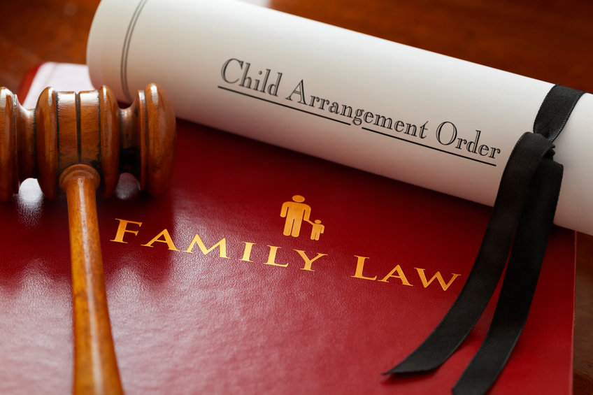 child arrangement order
