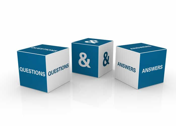 Frequently asked questions and answers cubes